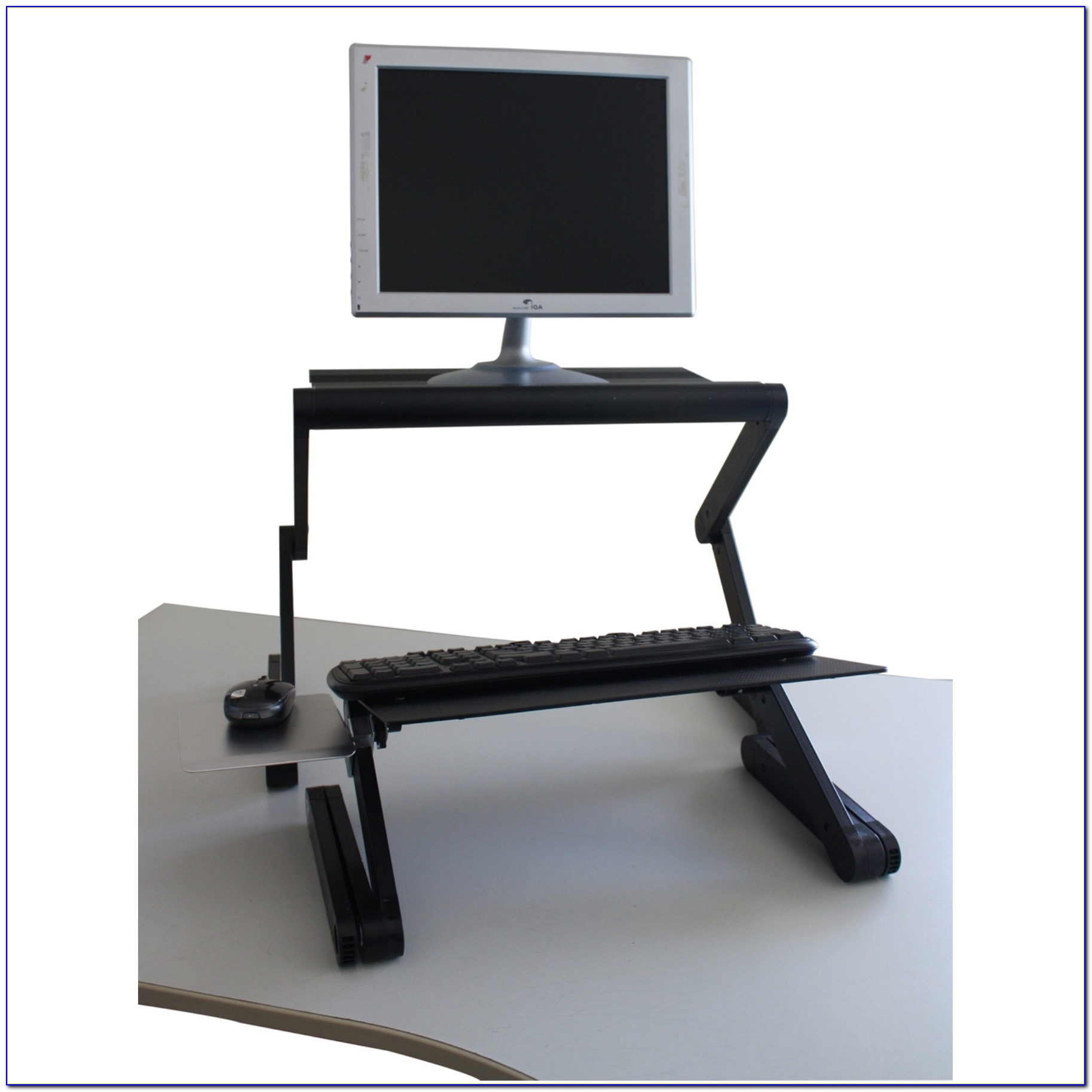 Sit To Stand Desk Converter Amazon