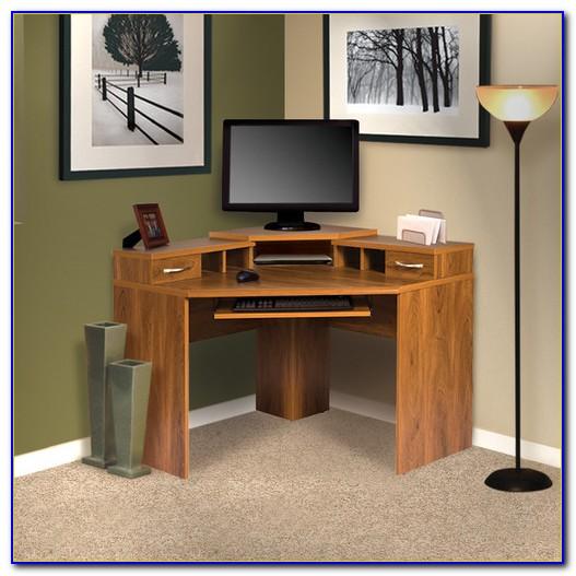 Small Corner Home Office Desks