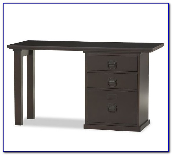 Small Desk With Drawers And Shelves
