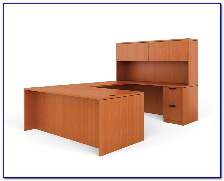 Small Office Desk With Locking Drawers