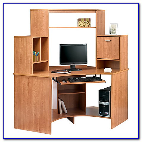 Soho Magellan Collection Corner Desk