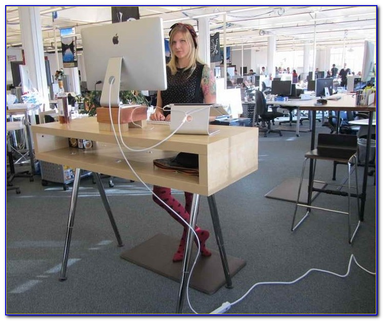 Stand Up Desk Conversion Diy