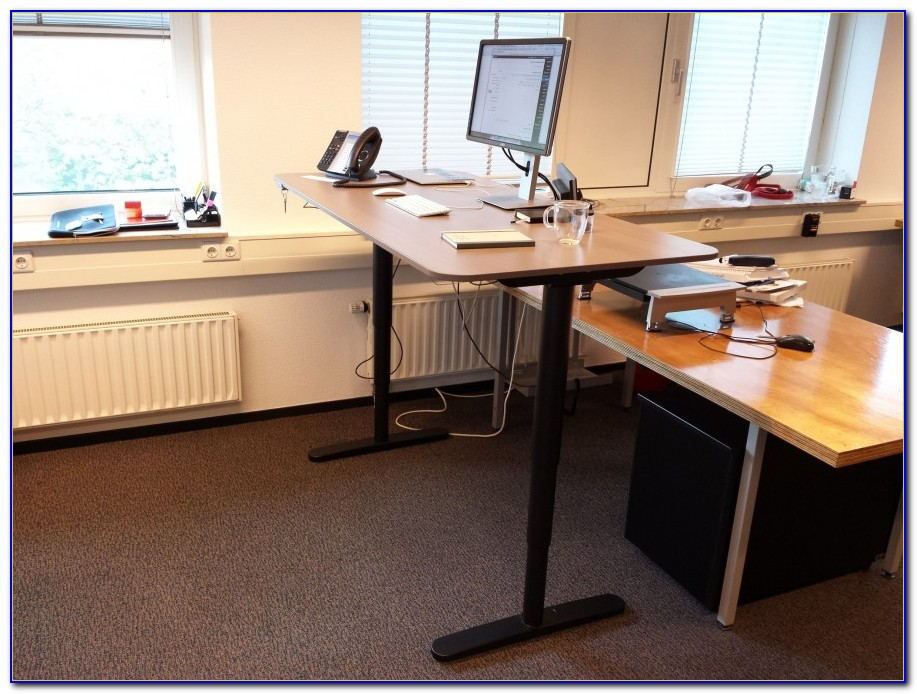 Stand Up Desk Conversion Kit Ikea