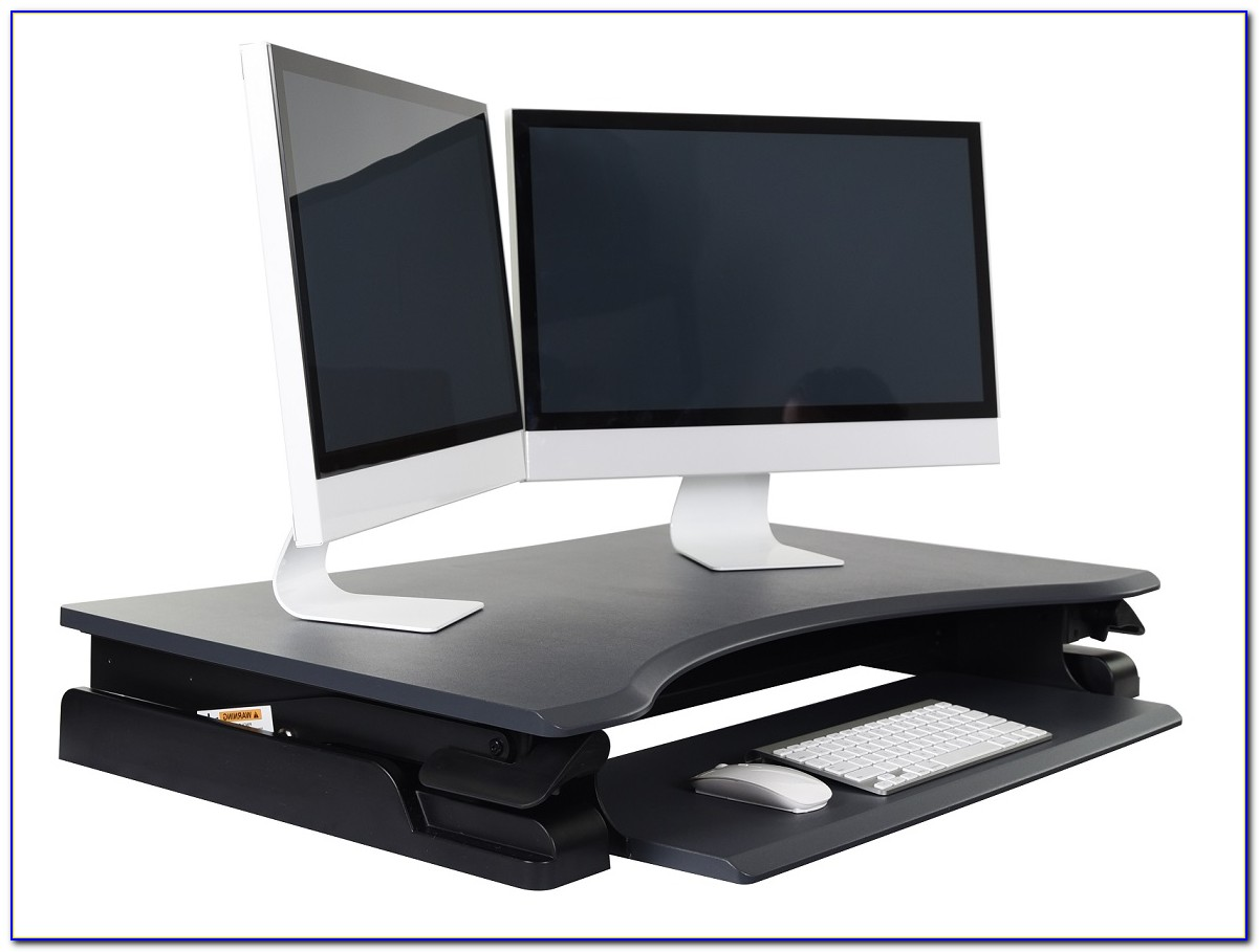 Stand Up Desk Converter Ebay