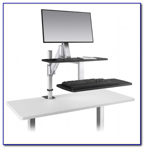 Stand Up Desk Converter Laptop