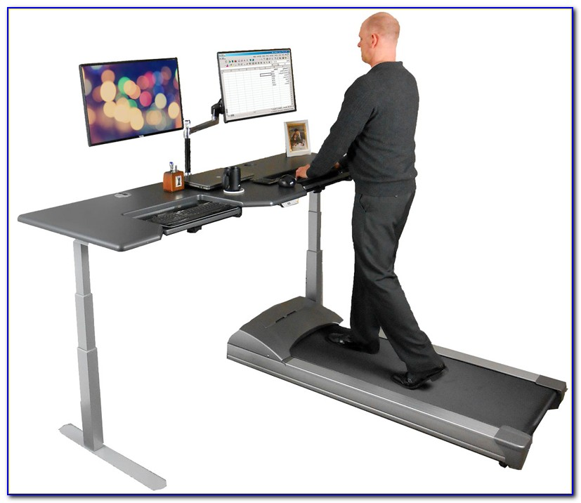 Stand Up Desk Vs Treadmill Desk