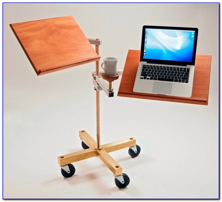Stand Up Laptop Desk Amazon
