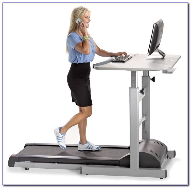 Stand Up Work Desk Treadmill