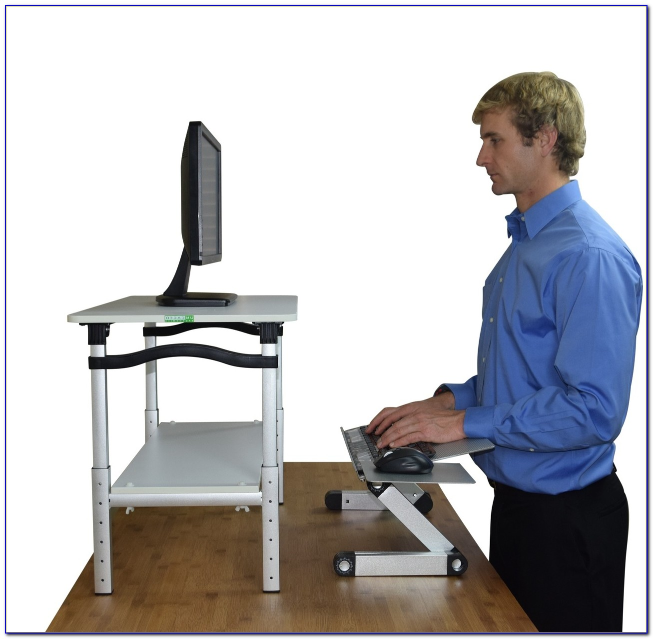 Standing Desk Conversion Kit Ikea