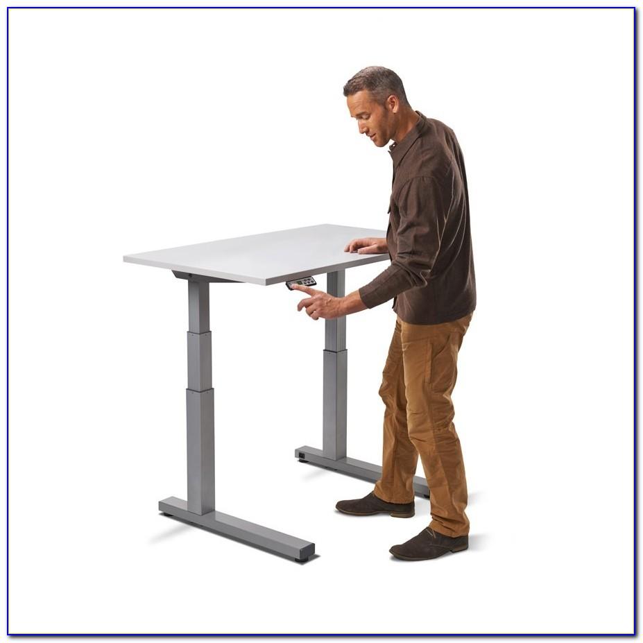 Standing Desk Workout Equipment