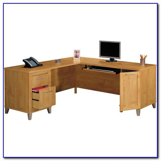 Standing Height L Shaped Desk