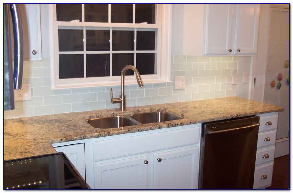 Subway Tile Backsplash For Bathroom