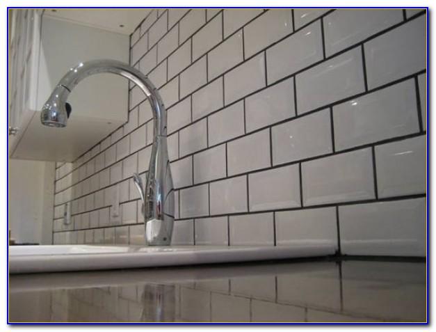 Subway Tiles For Kitchen Backsplash Picture
