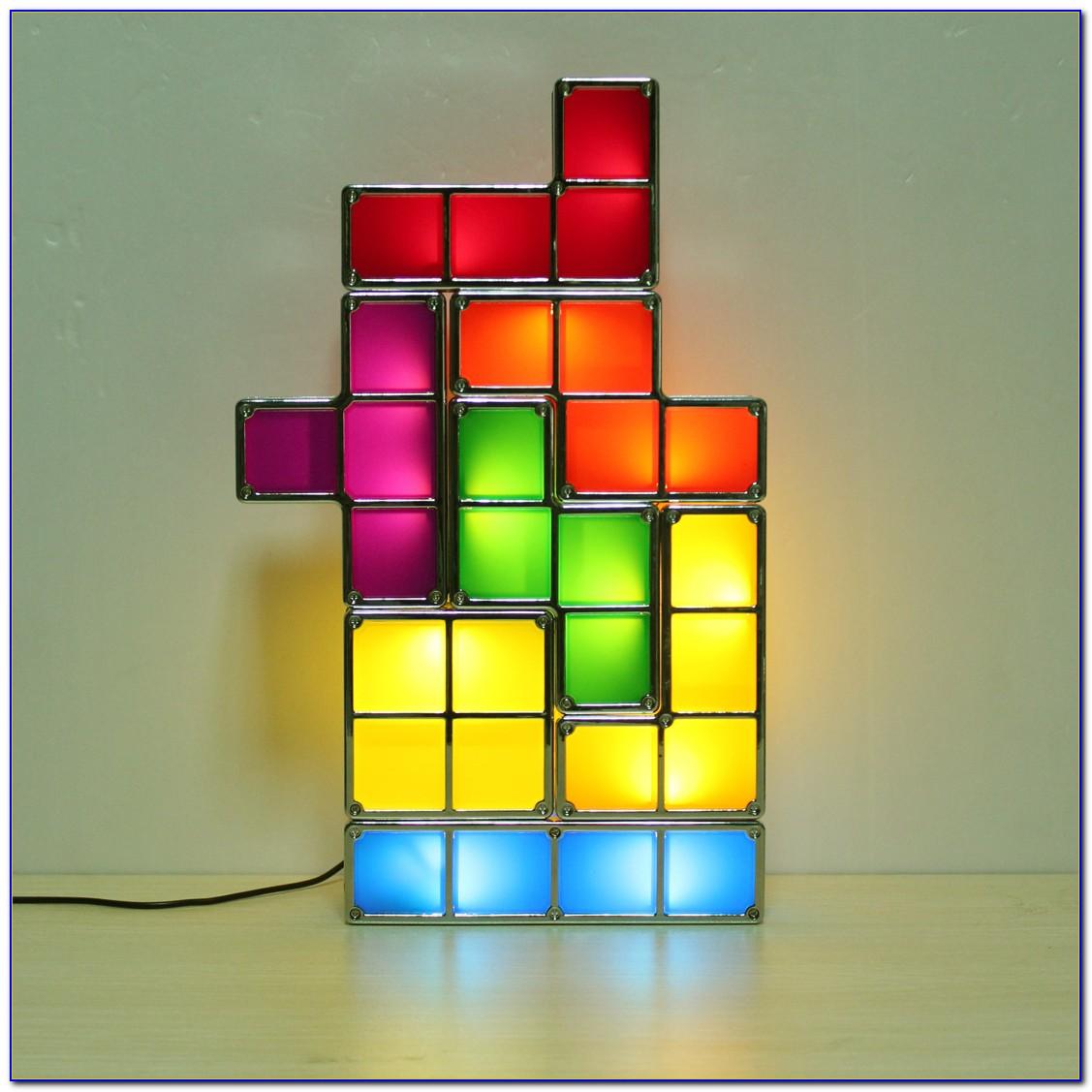 Tetris Stackable Led Desk Lamp Australia