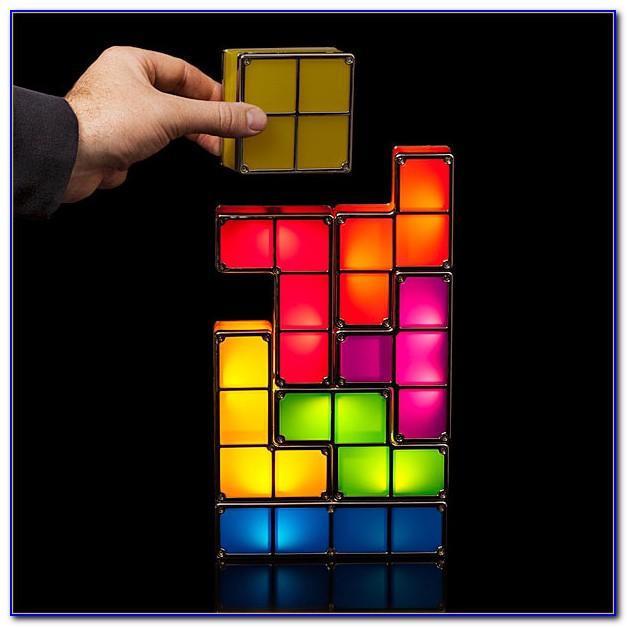 Tetris Stackable Led Desk Lamp India