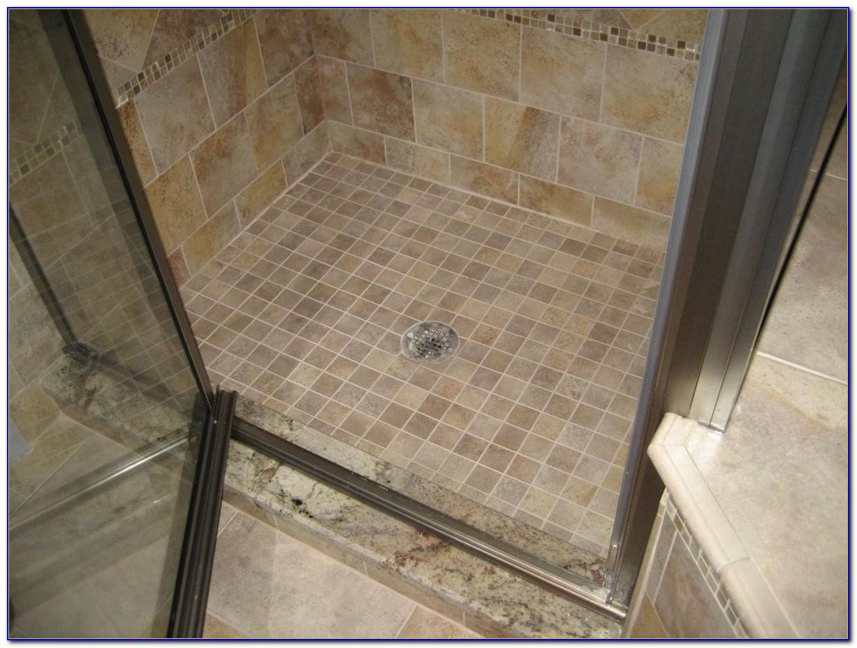 Tile Shower Base Kit