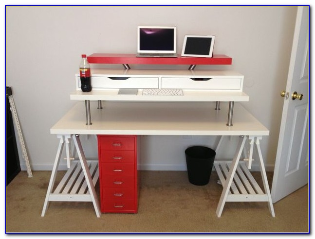 Turn Desk Into Standing Desk