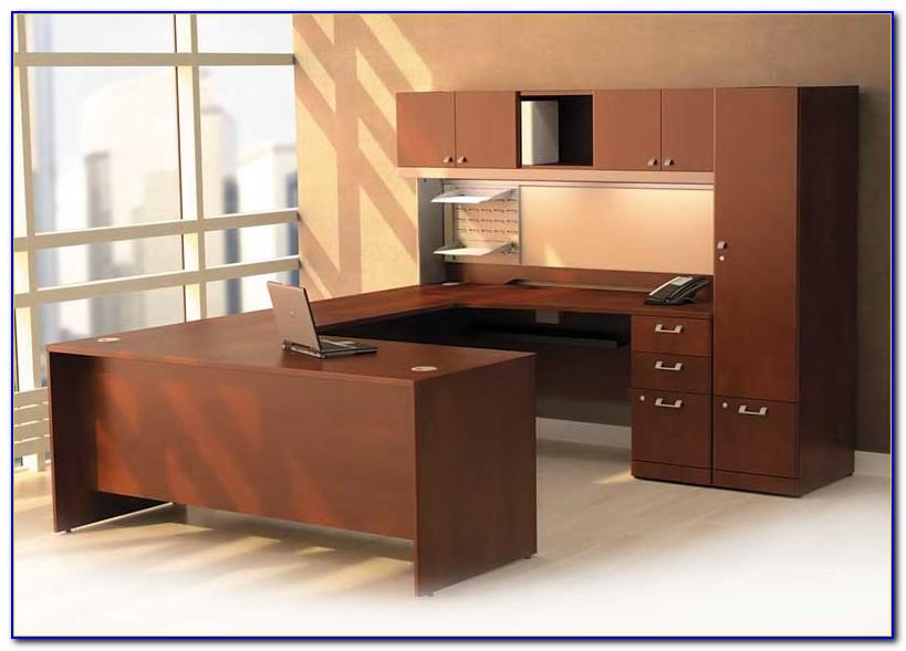 U Shaped Executive Desk Sets