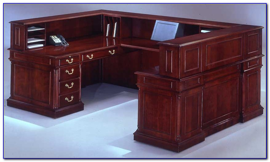 U Shaped Reception Desk Furniture