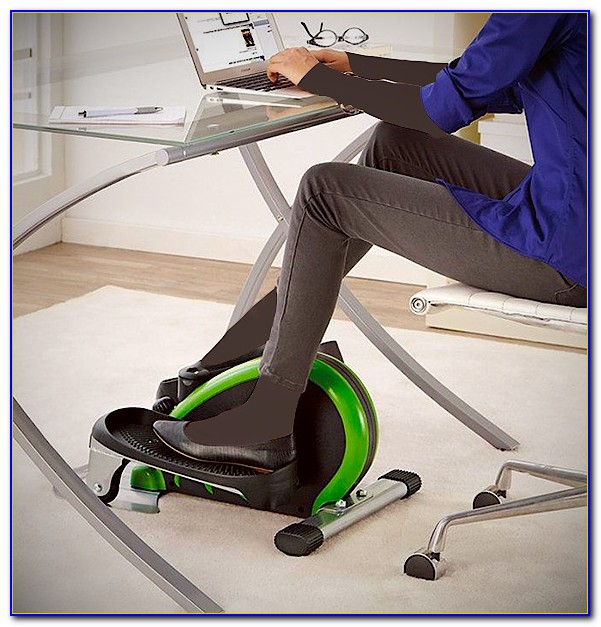 Under Desk Elliptical By Fitdesk