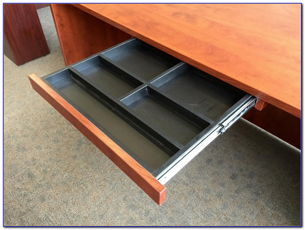 Under Table Pencil Drawer