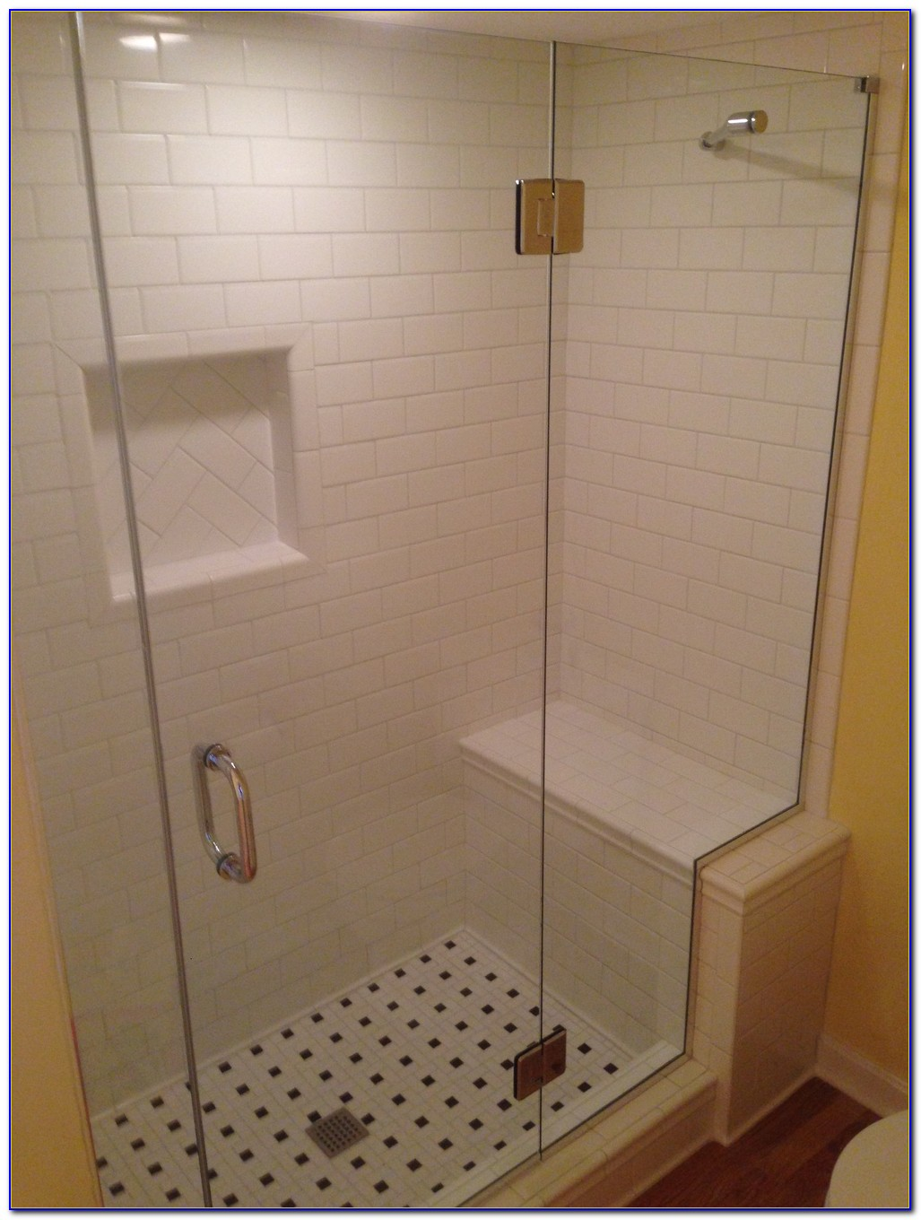Walk In Showers Tile Ideas