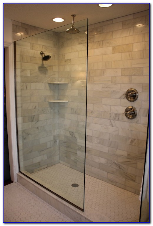 Walk In Tile Shower Pics