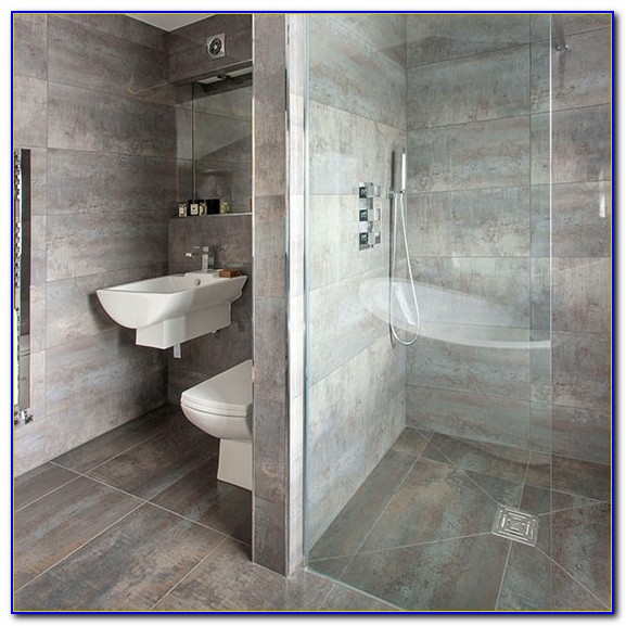 Walk In Tile Shower With Bench