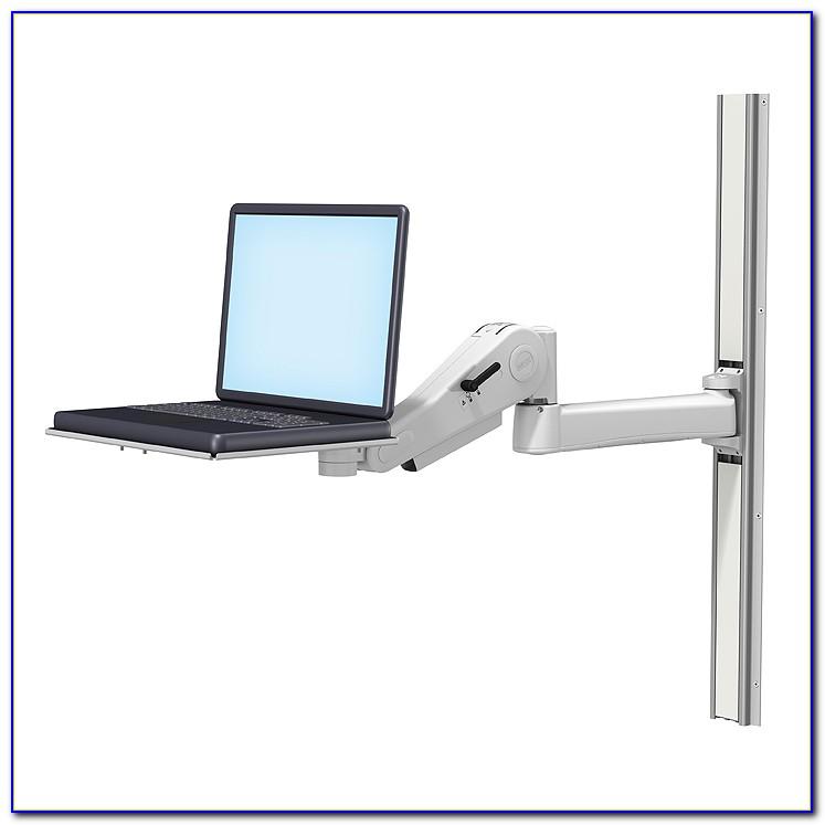 Wall Mount Laptop Desk Plans