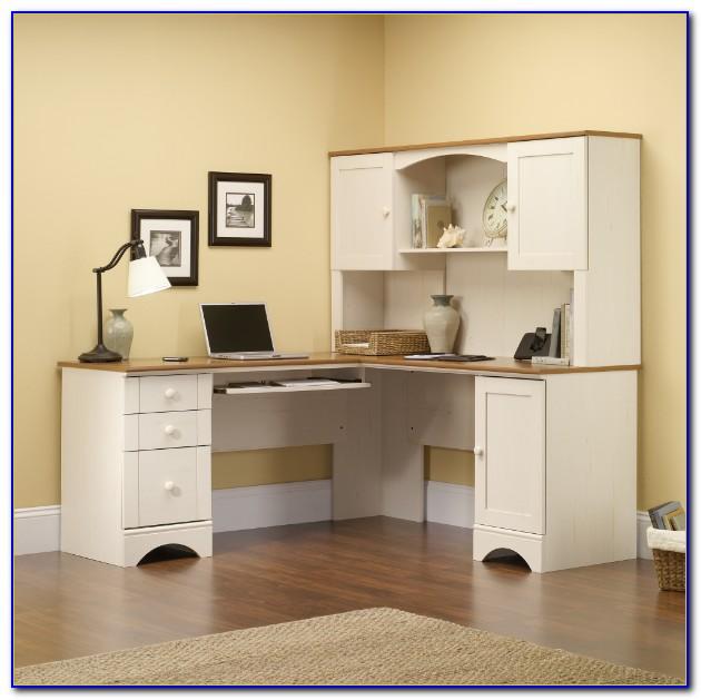 White Corner Desk With Hutch Uk