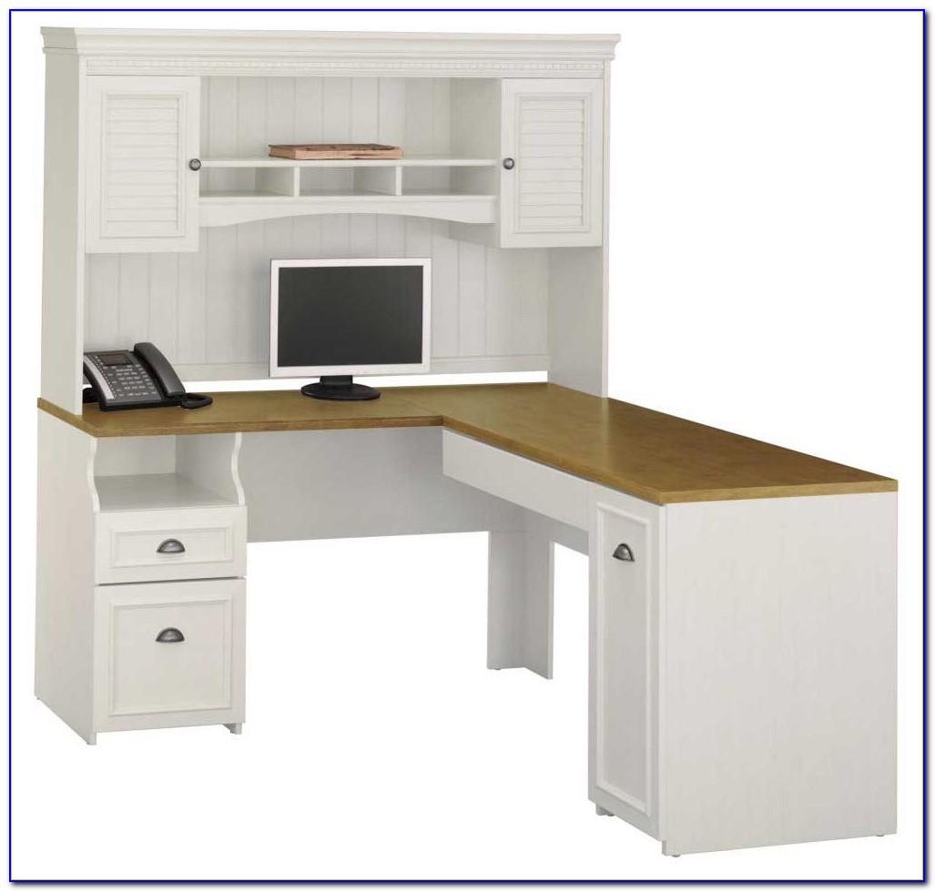White Desk And Hutch Melbourne