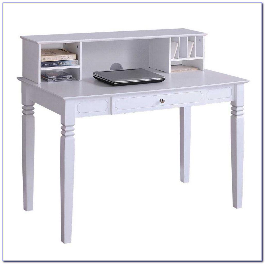 Wooden Desk With Hutch Brisbane