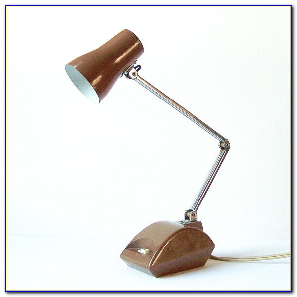 A High Intensity Desk Lamp Is Rated At