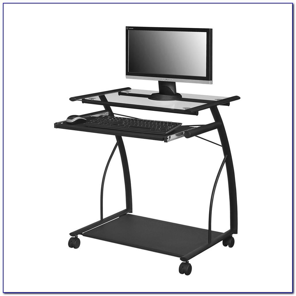 Amazon Seville Classics Mobile Laptop Desk Cart
