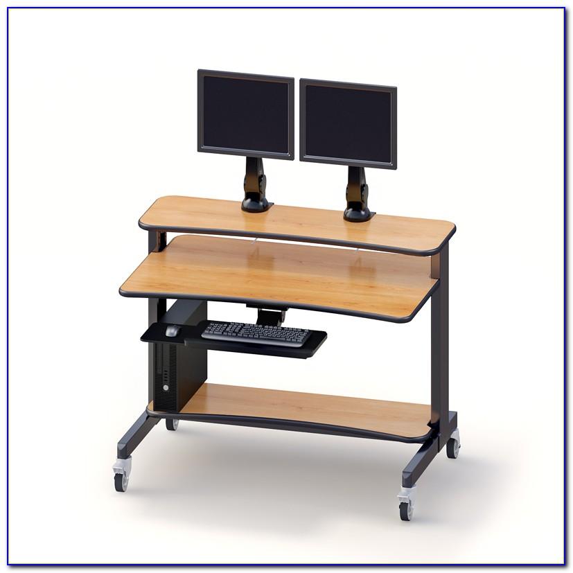 Best Desk For Dual Monitor Setup