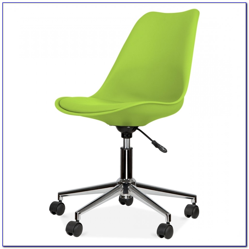 Bright Green Desk Chair