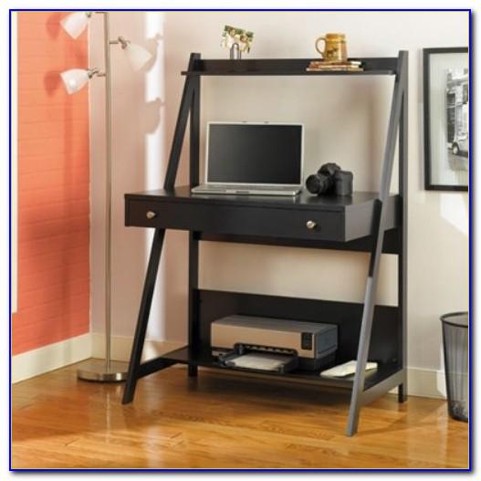 Bush My Space Easy Alamosa Ladder Writing Desk