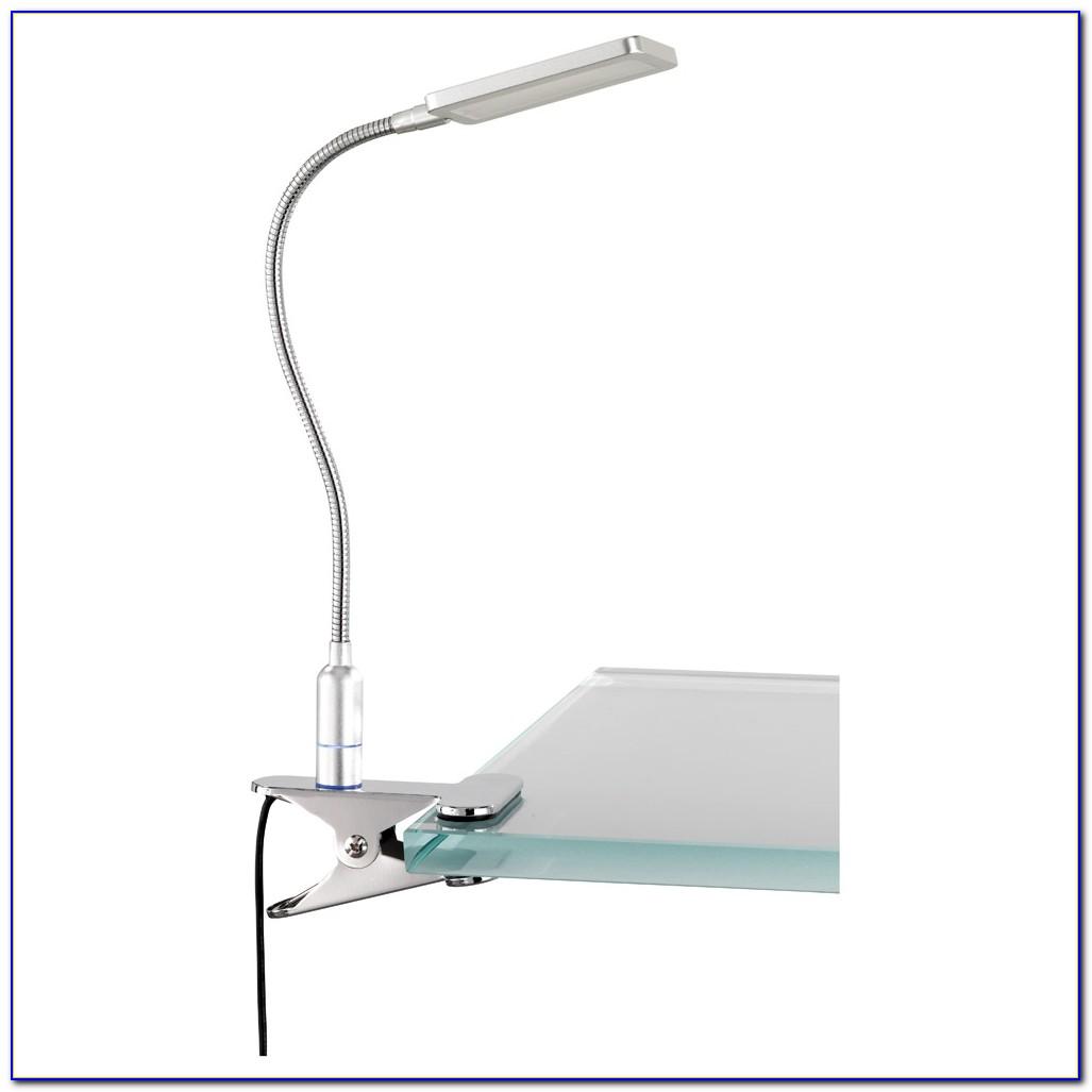 Clip On Halogen Desk Lamps