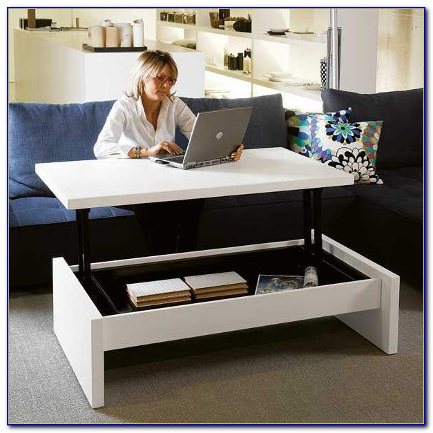 Coffee Table Converts To Desk Australia