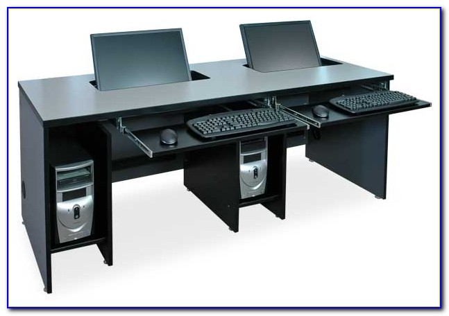 Computer Table Workstation Desk