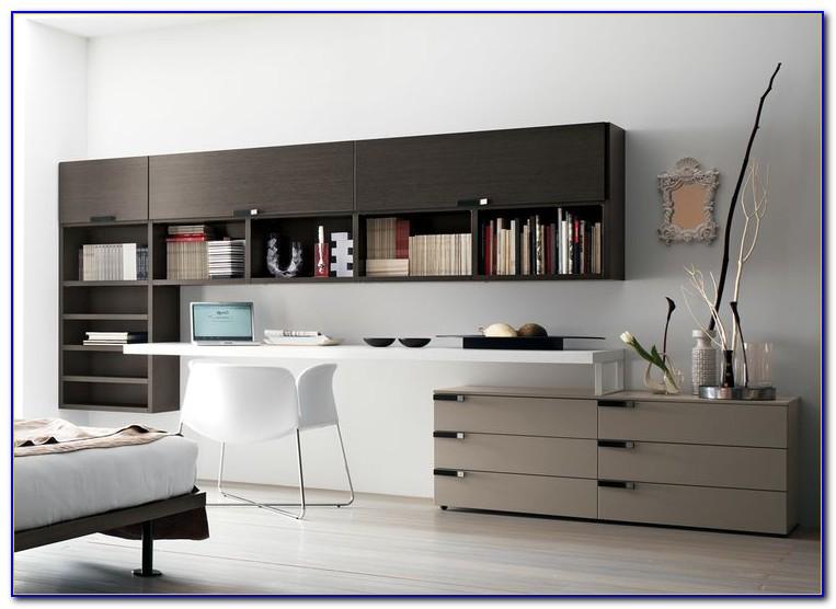 Contemporary Home Office Desk Designs