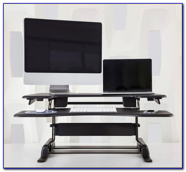 Convert Your Desk To A Stand Up Desk
