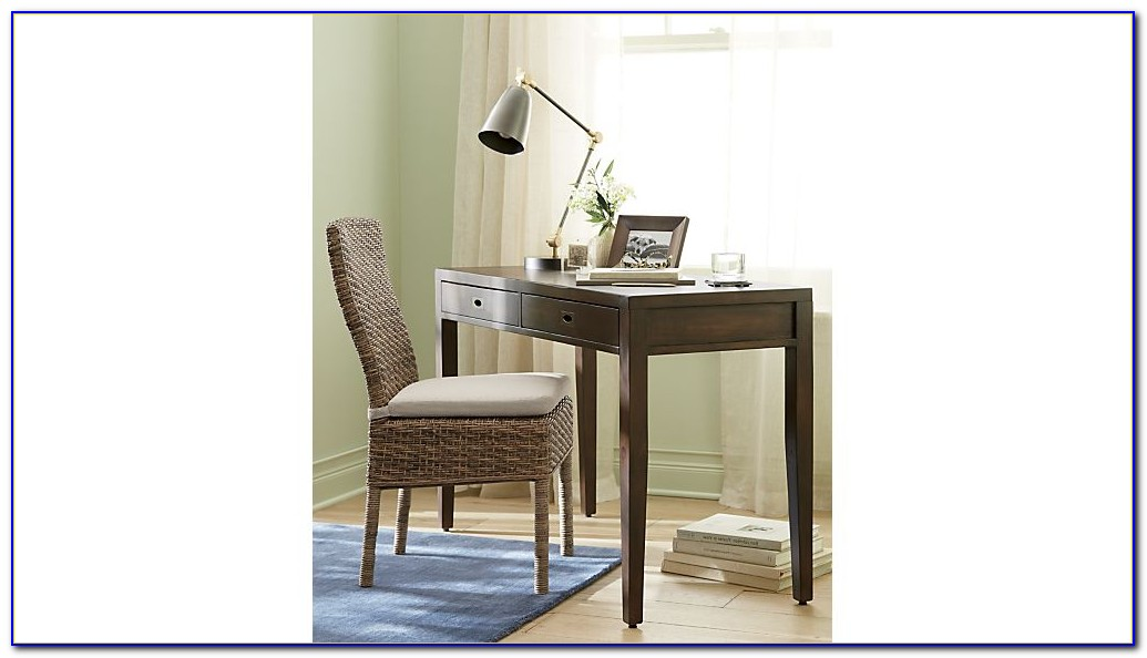 Crate And Barrel Windham Writing Desk Dimensions