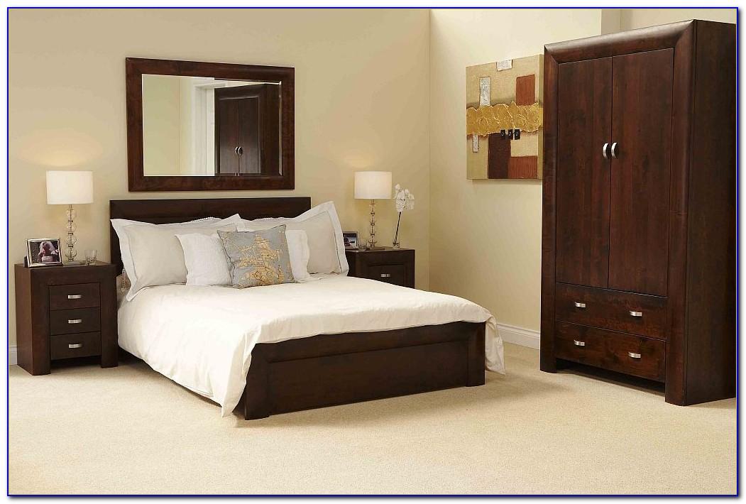 Dark Wood Bedroom Furniture Uk