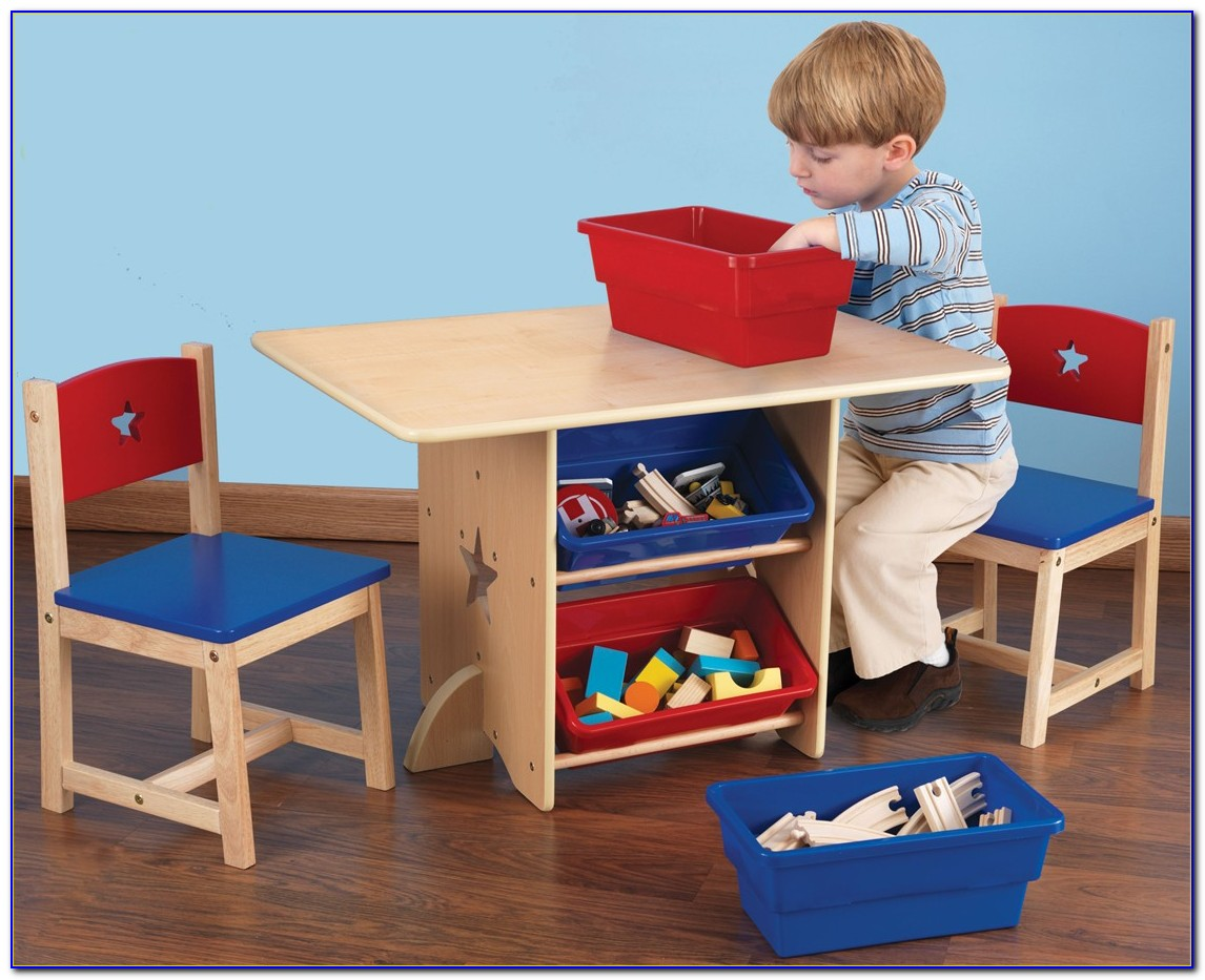 Desk And Chair Set Child