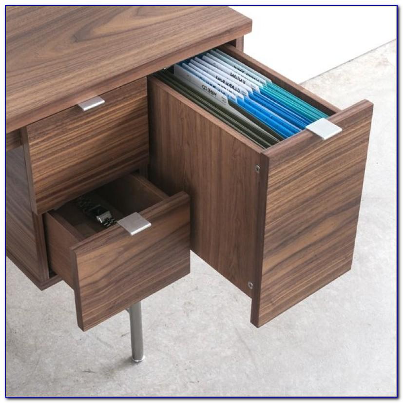 Desk Drawer File Holder