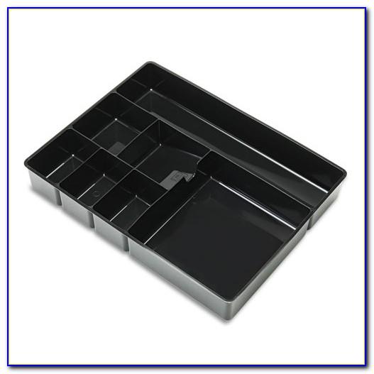 Desk Drawer Organizer Trays