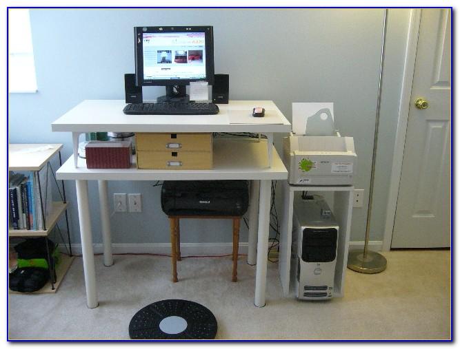 Do It Yourself Standing Desk Ikea
