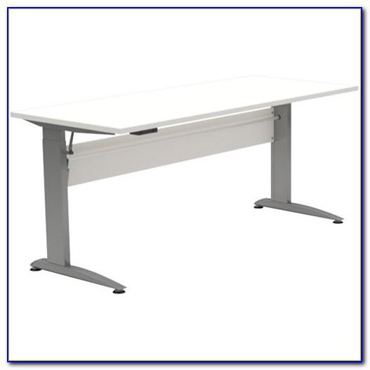 Electric Adjustable Height Standing Desk Frame