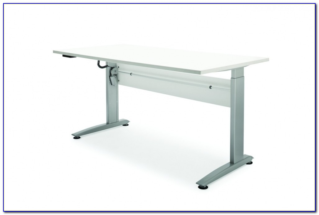 Electric Height Adjustable Table Frame